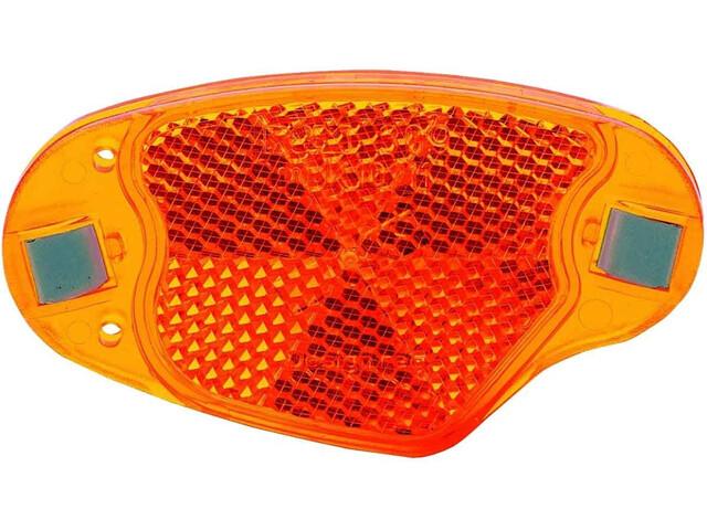 Busch + Müller 309M Niro reflector, orange